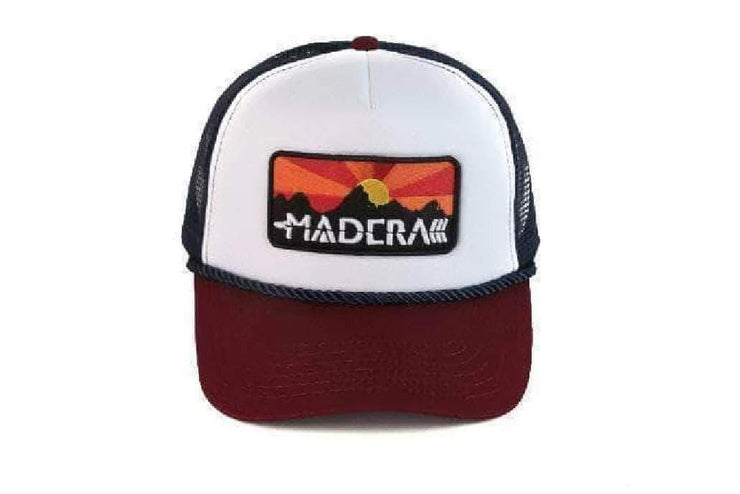 Madera Outdoor Loyalty Program Seed Points Adventure Snapback