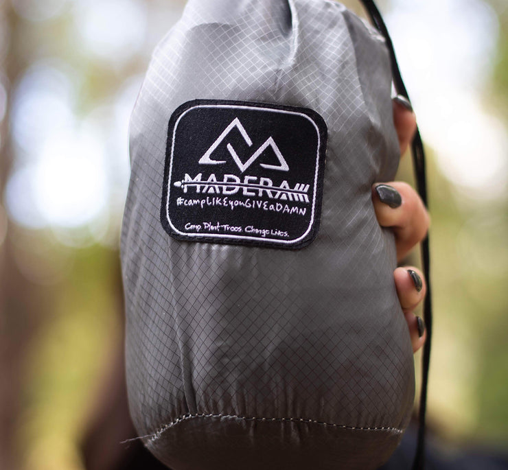 Madera Outdoor Non Discountable Promo Ceniza Pre-order Ultralight Pocket Hammocks madera outdoor hammock companies that plant trees best camping hammocks cheap camping hammocks cheap hammocks cheap backpacking hammocks