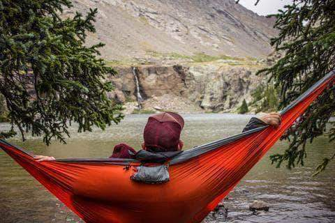Madera Outdoor Non Discountable Promo Ember Any Hammock + Free Headlamp madera outdoor hammock companies that plant trees best camping hammocks cheap camping hammocks cheap hammocks cheap backpacking hammocks