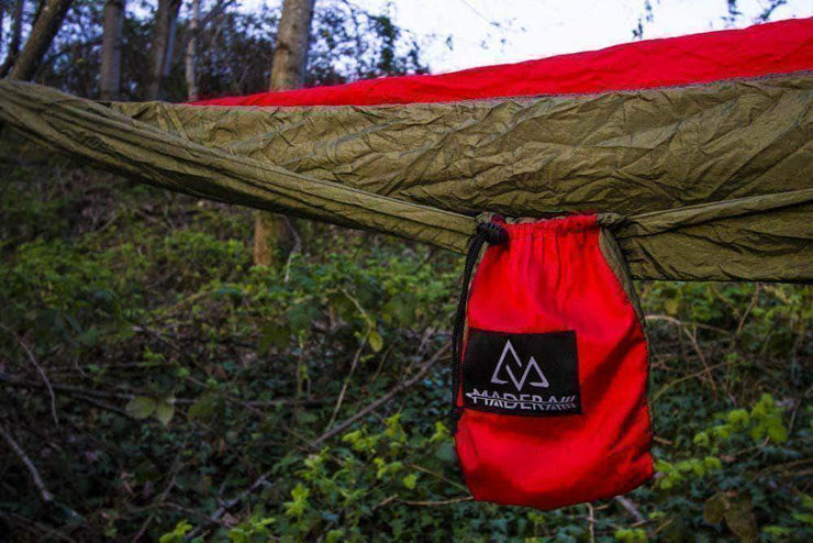 Madera Outdoor Non Discountable Promo Indian Paintbrush Any Hammock + FREE Adventure Snapback Hat