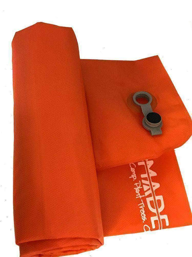 Madera Outdoor Non Discountable Promo Sleeping Pad + Ultralight Pillow