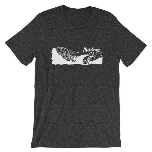 Madera Outdoor  Shirts Black / S El Cap Tree Shirt