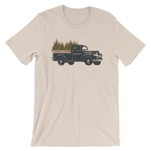 Madera Outdoor  Shirts Desert Sand / S Truck Tree-shirt madera outdoor hammock companies that plant trees best camping hammocks cheap camping hammocks cheap hammocks cheap backpacking hammocks