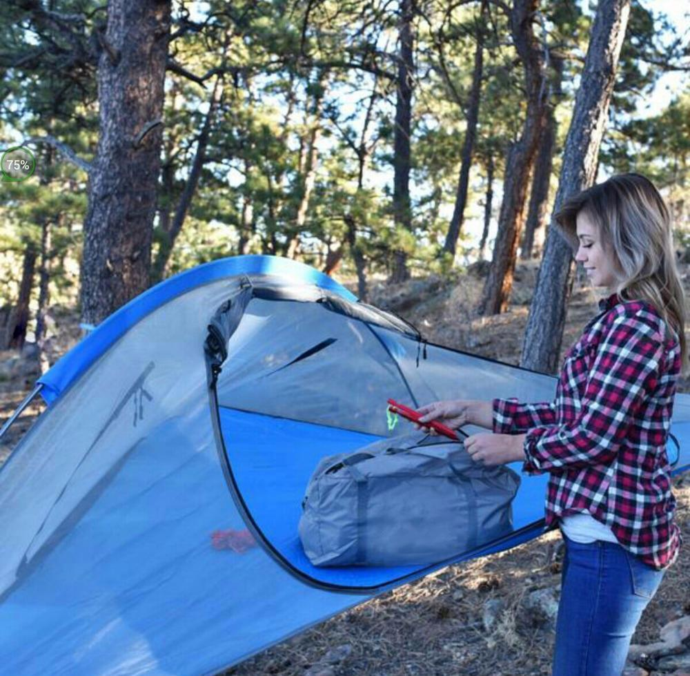 The Magna Double Tree Tent Everything You Need Included