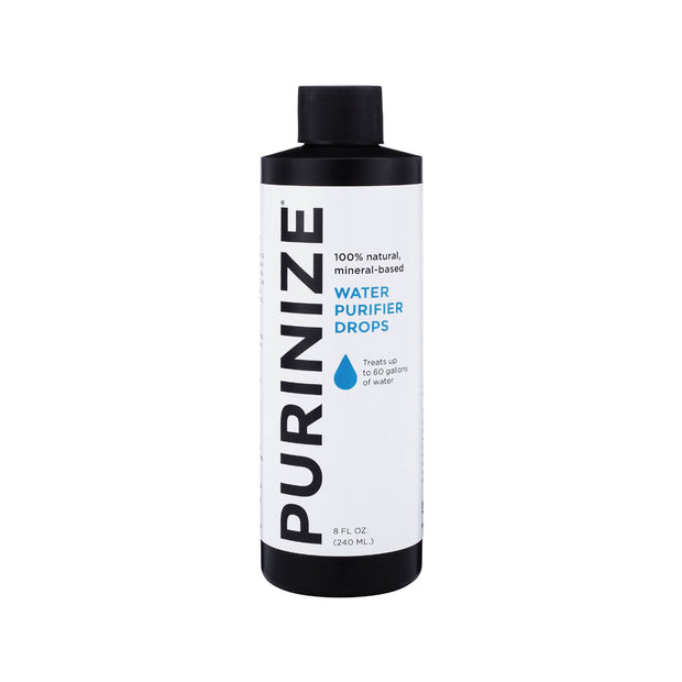 Purinize Water Purifiers PURINIZE® WATER PURIFIER DROPS 8 OZ. madera outdoor hammock companies that plant trees best camping hammocks cheap camping hammocks cheap hammocks cheap backpacking hammocks