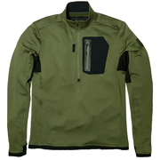 Tactical Distributors Tactical Distributors Cypress / Small MTHD Meridian Grid Fleece Half Zip Pullover - L2 madera outdoor hammock companies that plant trees best camping hammocks cheap camping hammocks cheap hammocks cheap backpacking hammocks