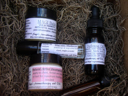 Gift Box for Natural Health with Muscle balm,Herbal decongestant,Migraine, tea tree oil