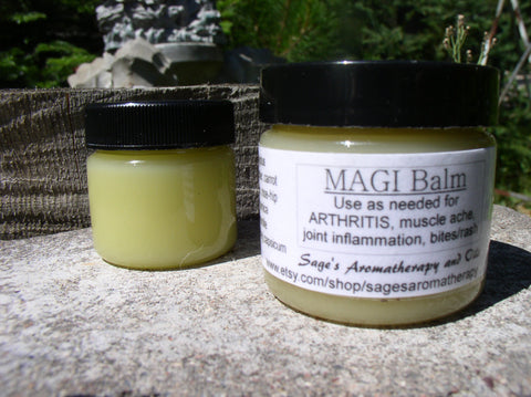 MAGI Balm- Arthritis, Joint Inflammation, Muscle Aches