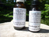 Skin Care -toner/moisturizer combo for normal/dry,oily skin, NATURAL, sensitive skin help