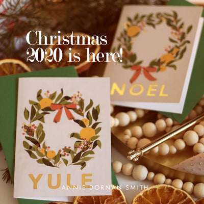 Christmas 2020 Is here!