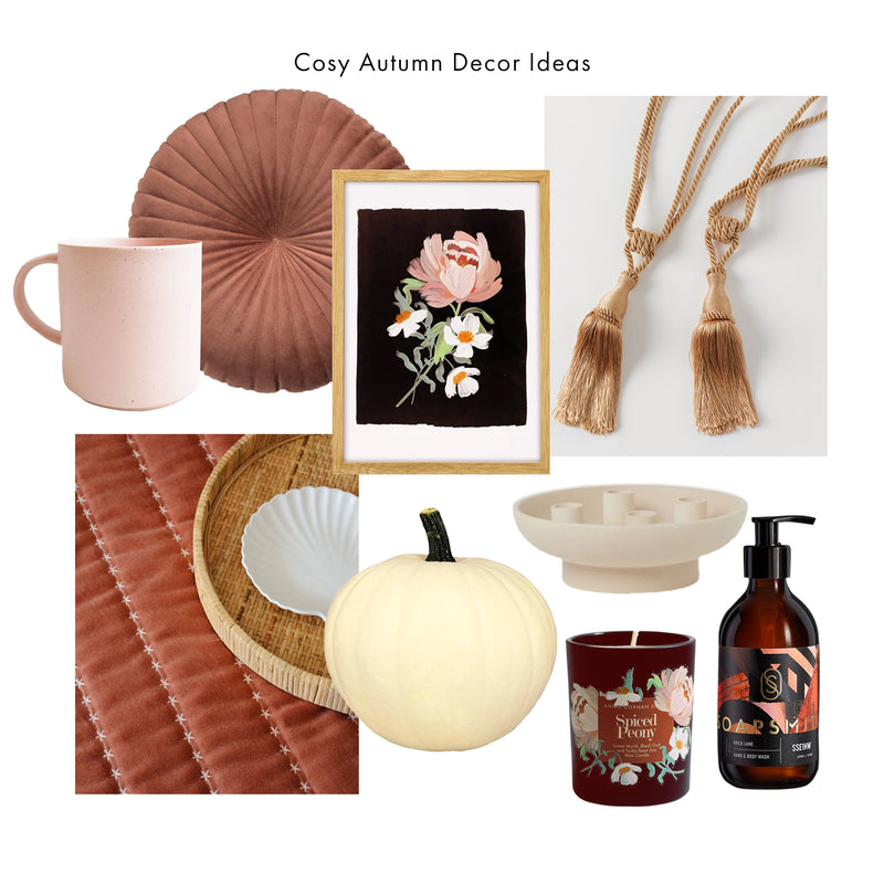 Autumn Home Decor Ideas To Help Create Some Cosy Corners