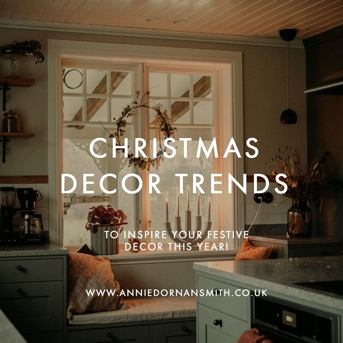 Festive Trends to Inspire Your Christmas Decor This Year!