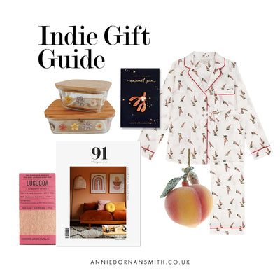 Indie Christmas Gift Ideas