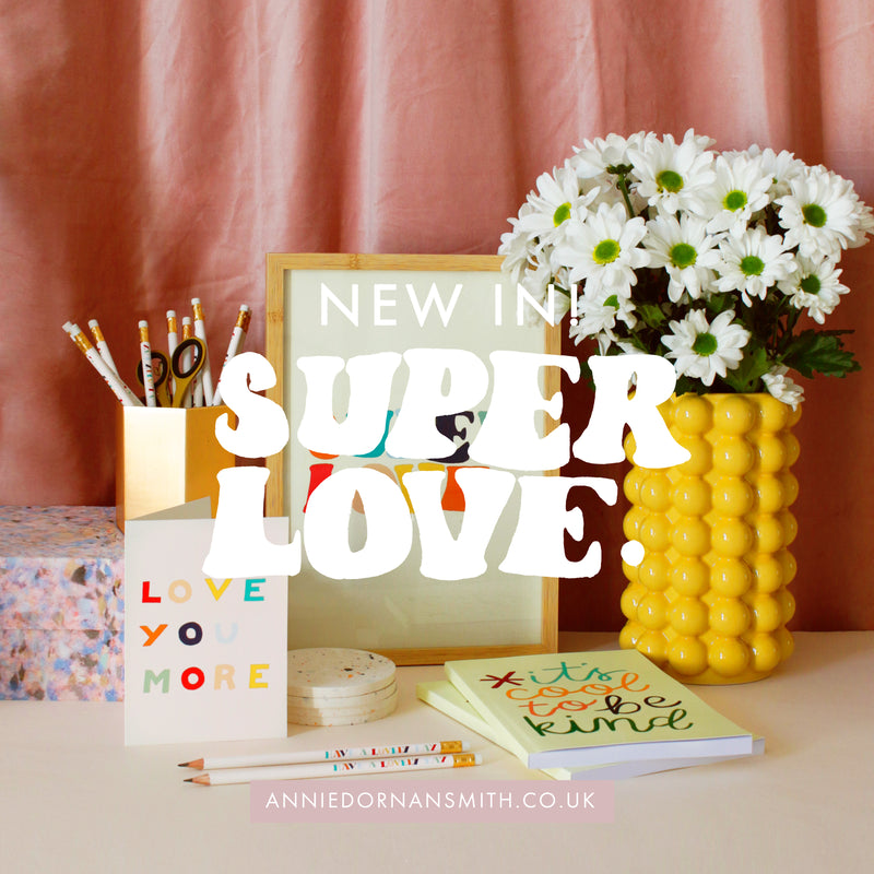 NEW IN: The SUPER LOVE Collection