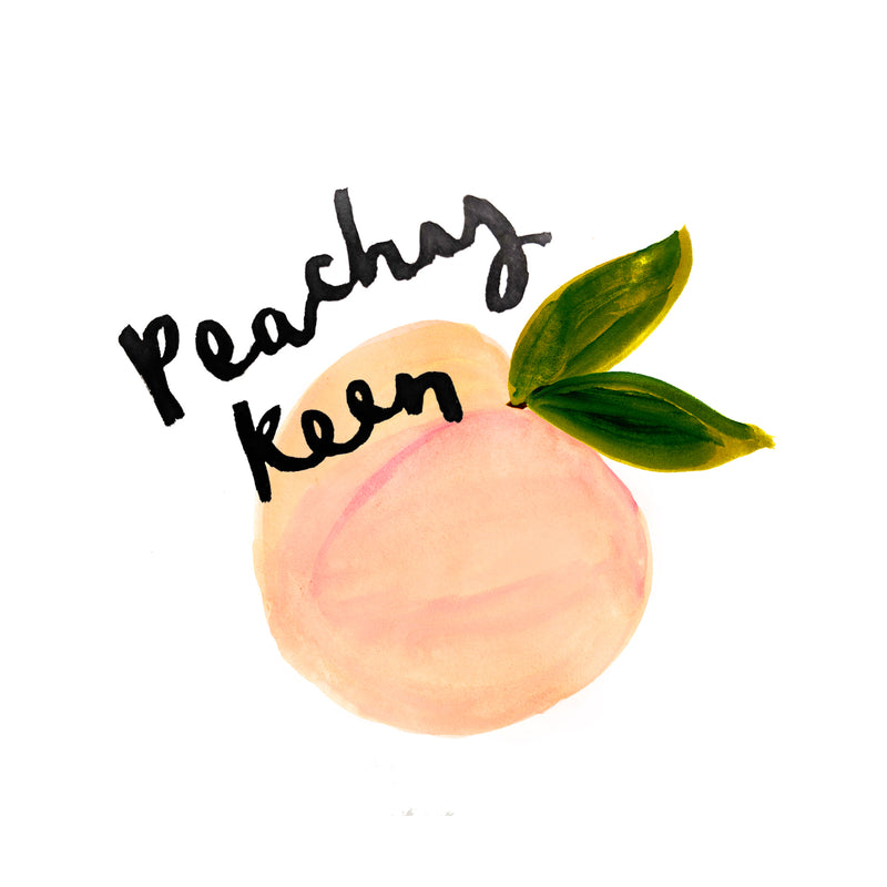 The Peachy Keen Collection - Launches 16 July
