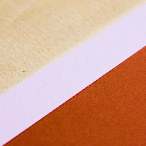 detail shot of paperstock - giclee prints