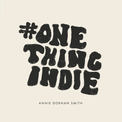 one thing indie logo