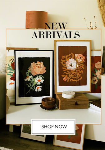 New Arrivals - Botanical Blooms
