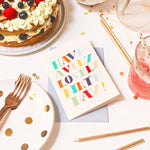 Have a Lovely Birthday Card - Annie Dornan-Smith Design