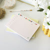 Have a Lovely Day Weekly Planner Pad - Annie Dornan-Smith Design