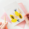 Feeling Fruity Greetings Card A6 - Annie Dornan-Smith Design