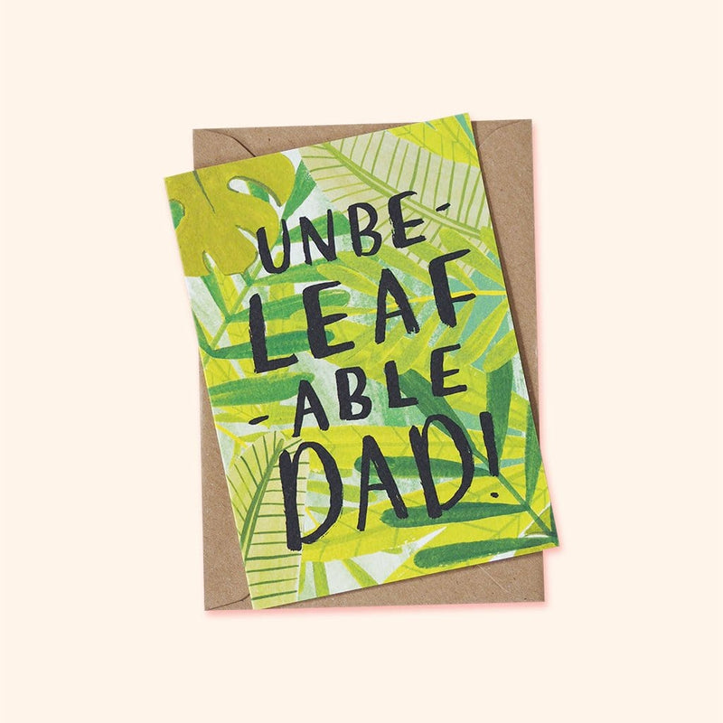 father's day card for gardening lovers