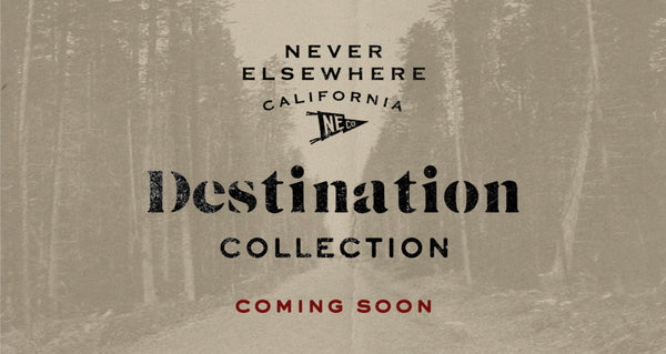 Never Elsewhere's Destination Collection is coming soon