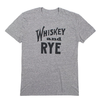 Men's Whiskey and Rye