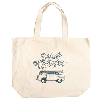 West Coastin Tote