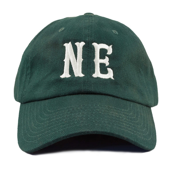 Never Elsewhere Brushed Twill Cap