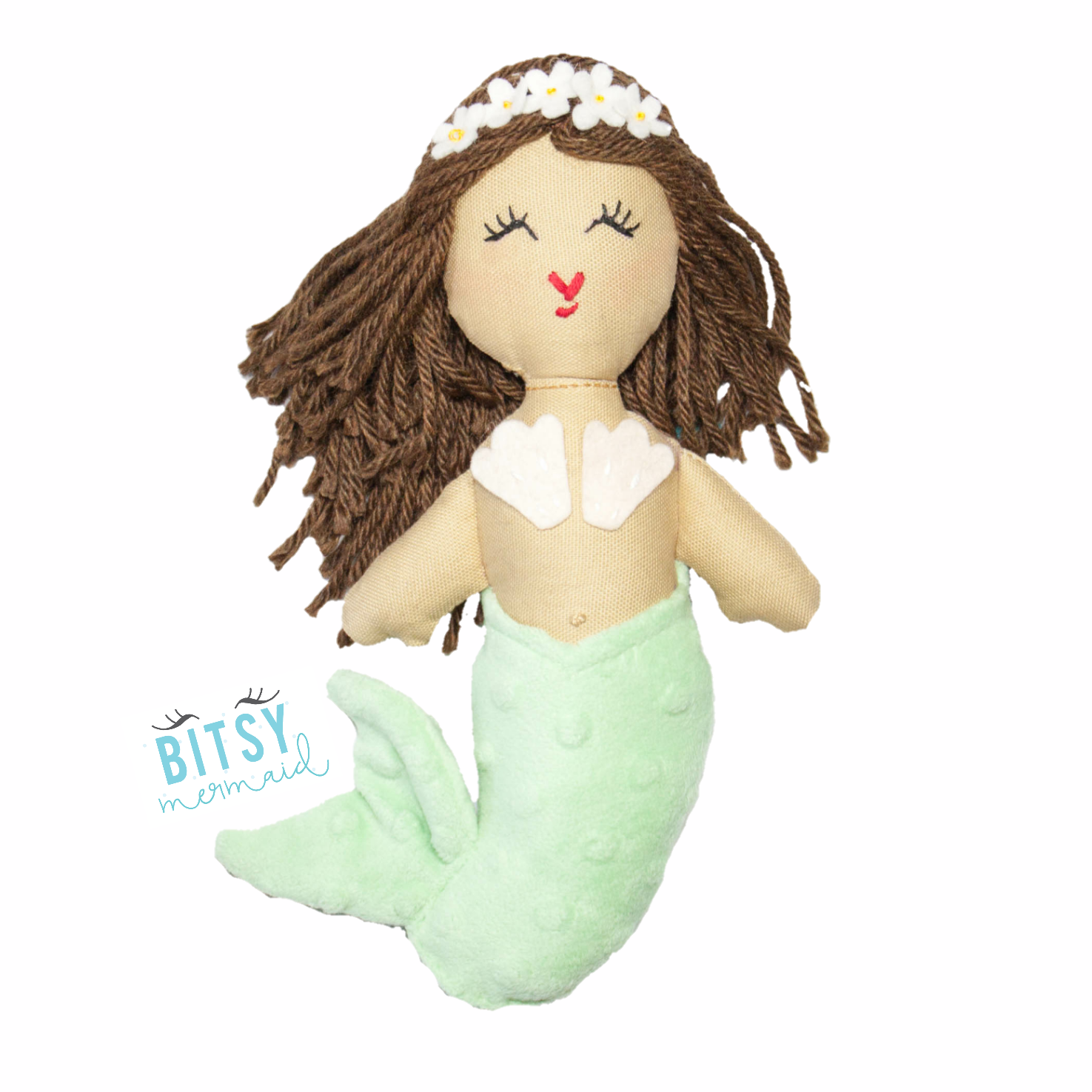 Molly the Mermaid (ships in 1-2 weeks)