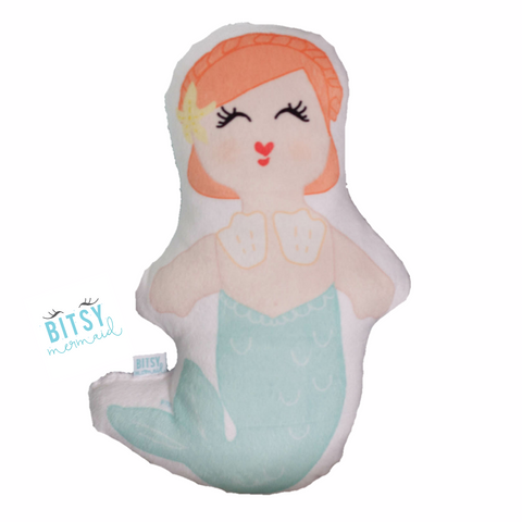 *Clearance* Emily the Mermaid Bitsy Buddy