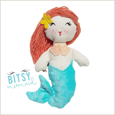 NEW! Emily the Mermaid (ships in 1-2 weeks)