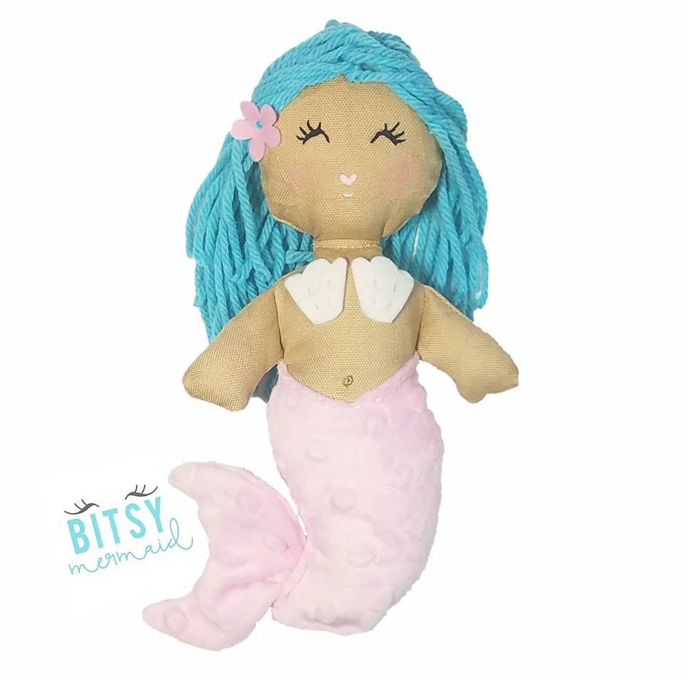 Calypso the Mermaid (ships in 1-2 weeks)