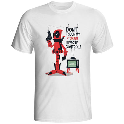 Deadpool Casual Novelty Shirt Collection, Color - Pirate - magilook deep cleansing masks