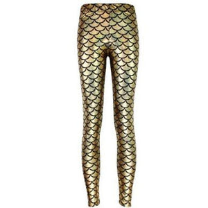 Mermaid Leggings Style 1 - Novelty Force