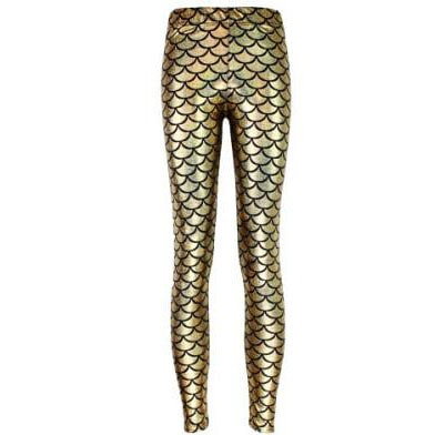 Mermaid Leggings Style 1