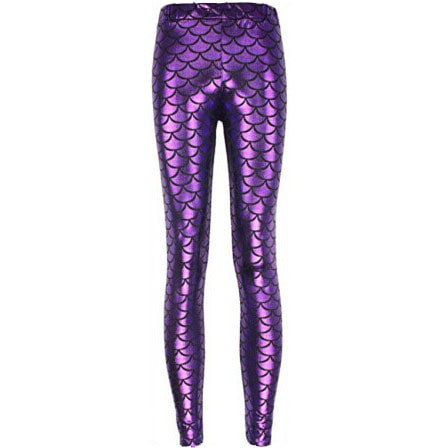 Mermaid Leggings Style 2 - Novelty Force