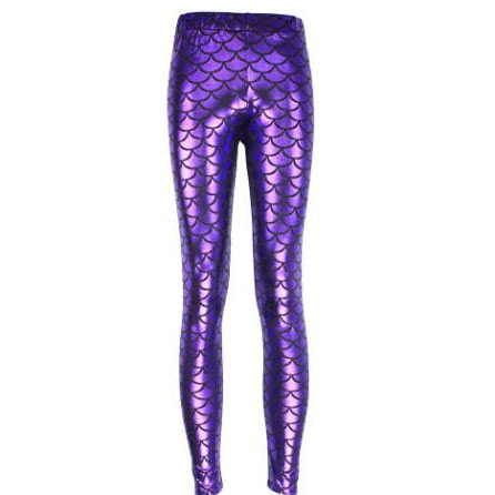 Mermaid Leggings Style 4