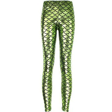 Mermaid Leggings Style 7 - Novelty Force