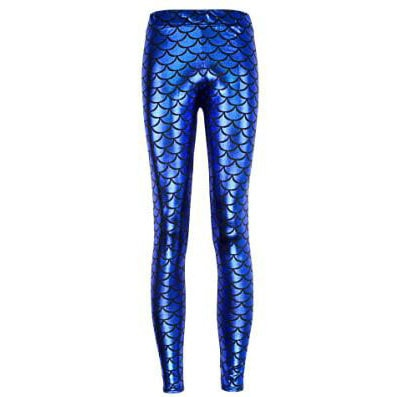 Mermaid Leggings Style 9