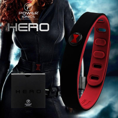 Black Widow Power Ionics Wristband - magilook deep cleansing masks