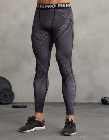 Black Panther Leggings - Novelty Force