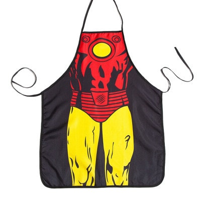 Iron Man Apron - Novelty Force