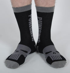Punisher Casual Socks