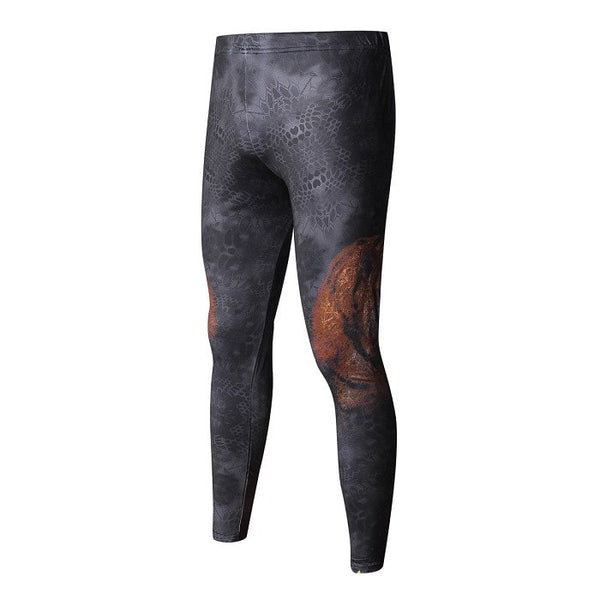 Tiger Fitness Leggings