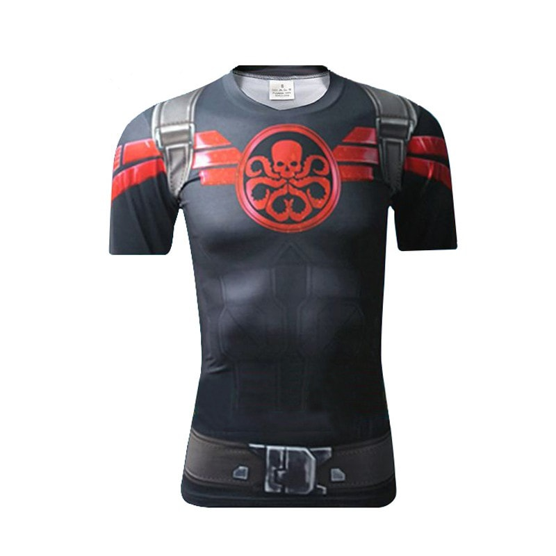 Captain Hydra Compression Shirt