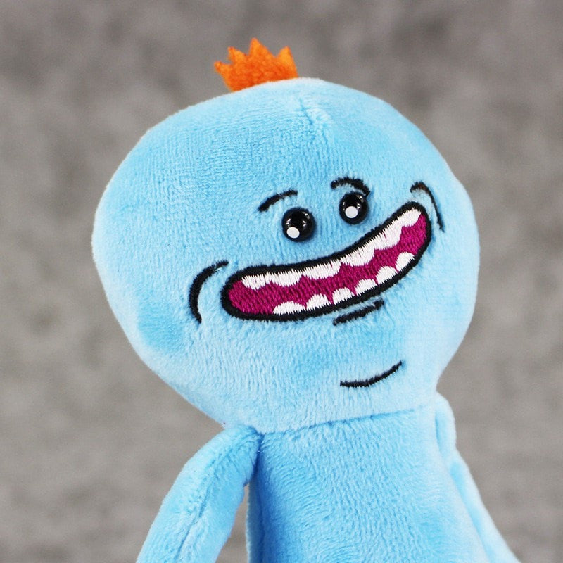 Mr. MeeSeeks Plush Figurine