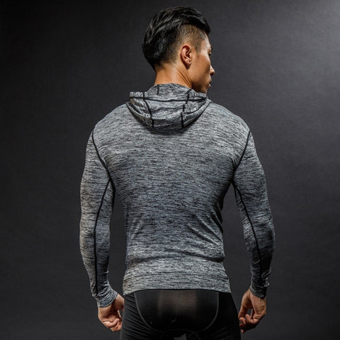 Novelty Force Compression Hoodie