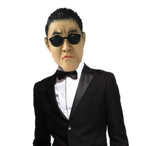 Gangnam Style Psy Mask - Novelty Force